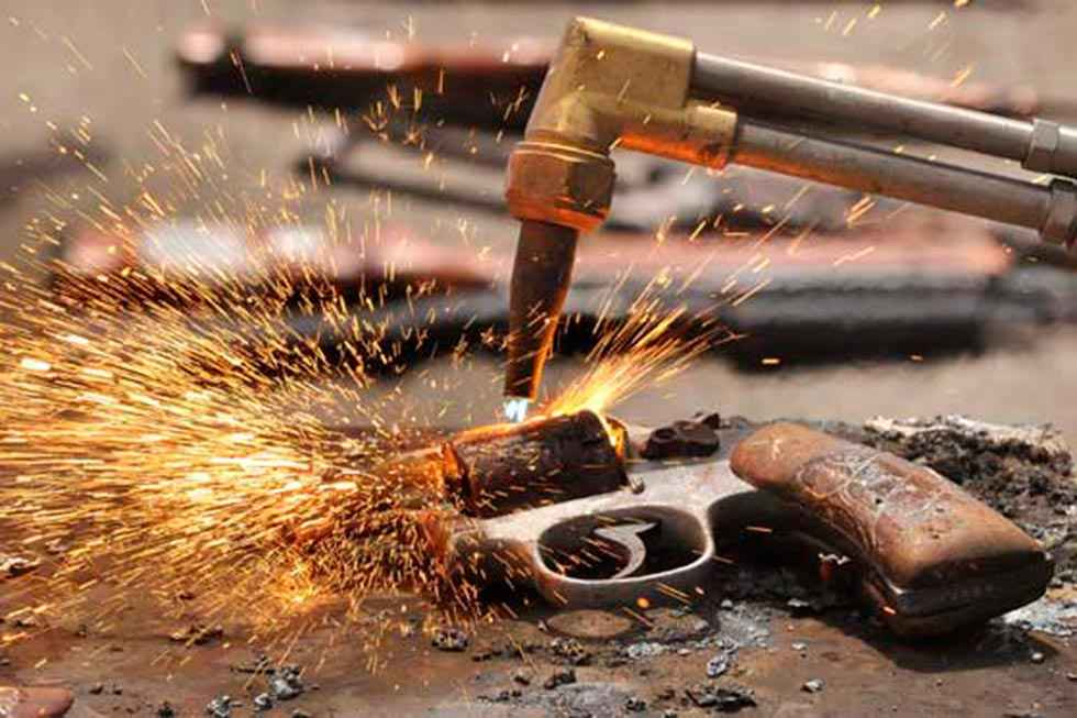 La Guardia Civil destruyó 287 armas en la provincia
