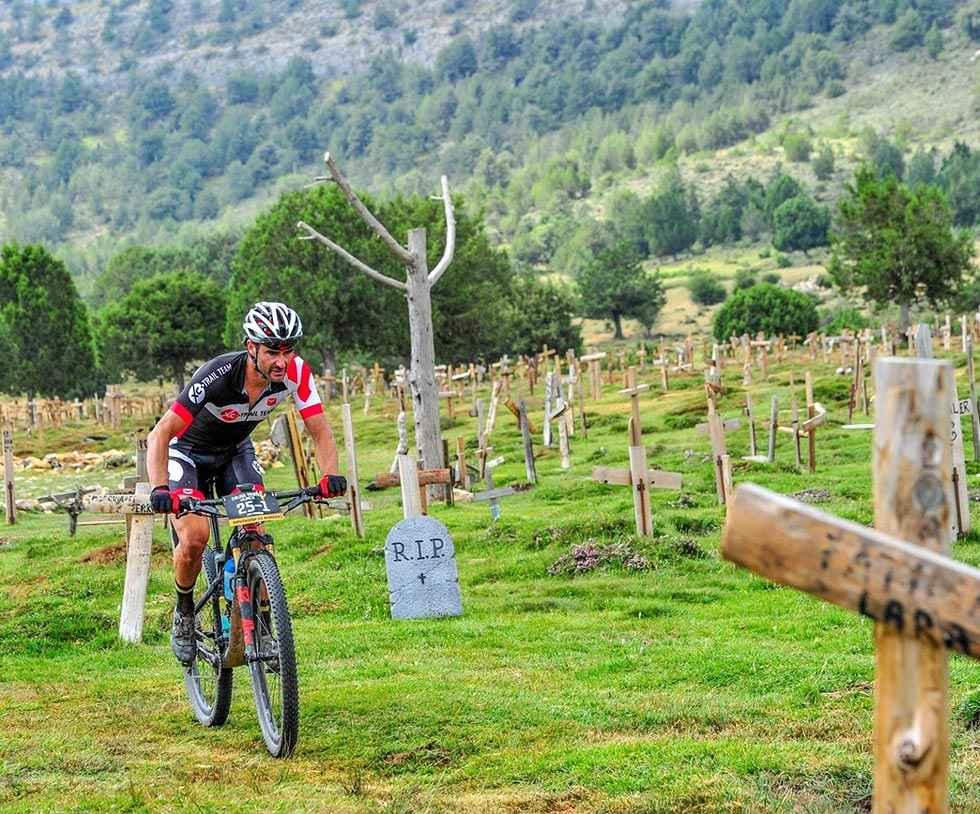 "El Burgo de Osma, salida de la carrera ""Colina Triste"""