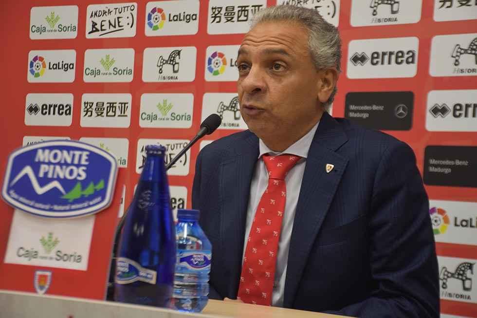 El Numancia pide una Segunda con 24 equipos