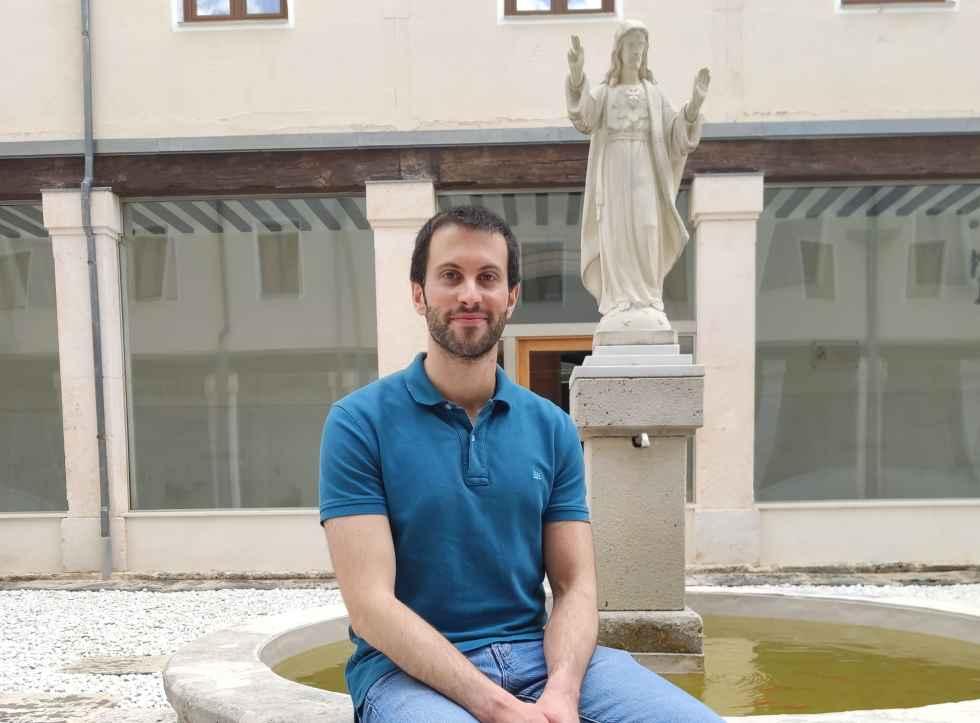Ordenación de diácono del seminarista José Antonio García