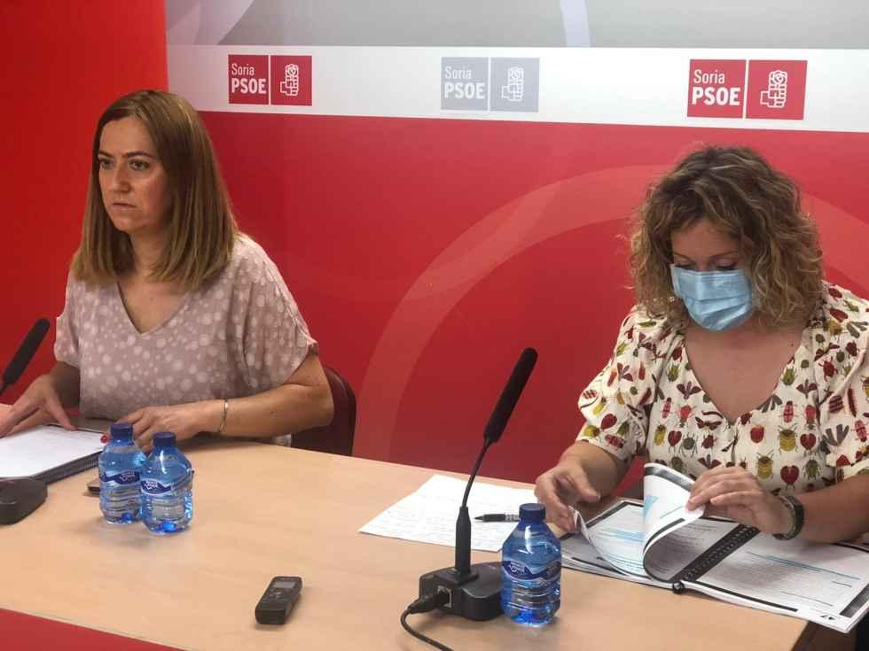 El PSOE pide medidas concretas para Plan Soria