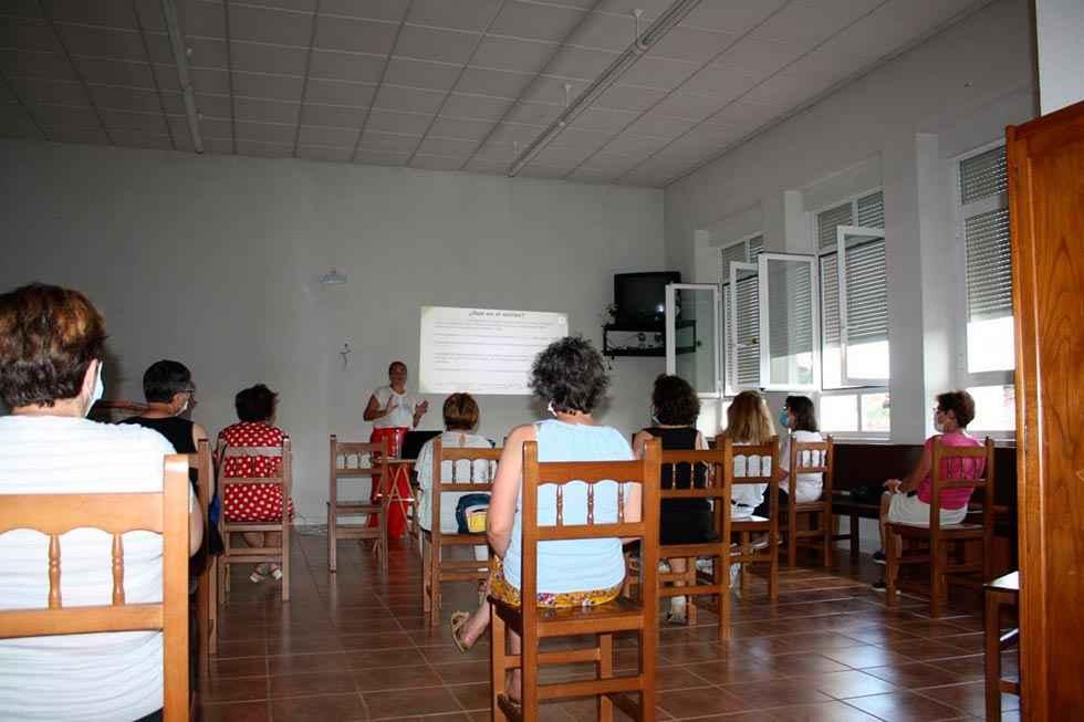 La Federación de Pensionistas y Jubilados se reactiva en Fuentecantos
