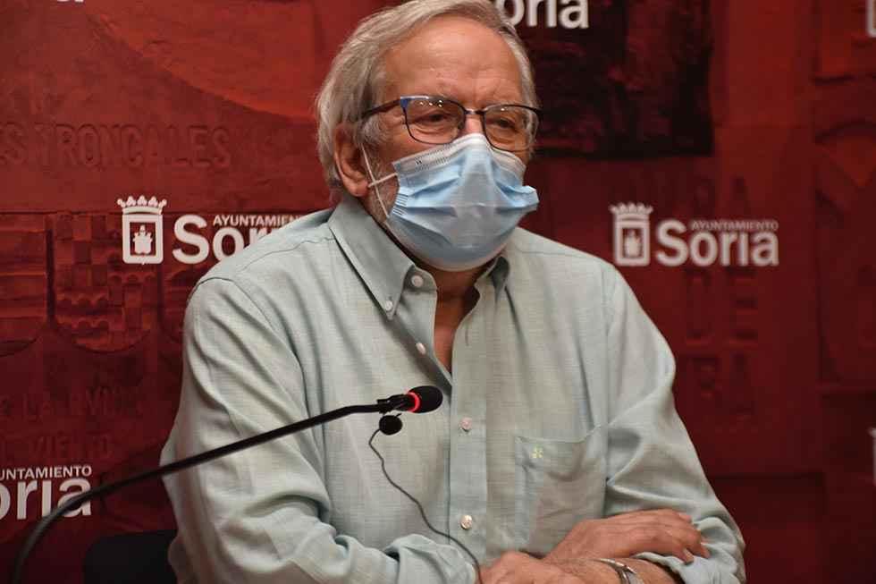 """Soria quiere tener el sello de """"ciudad literaria"""""""