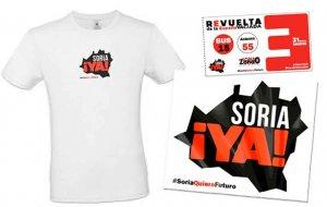 Soria ¡Ya! lanza su tienda on-line