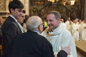 El obispo anima a volver a celebrar con alegría la Eucarístía