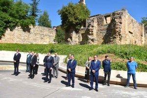 Tres presidentes autónomicos en Soria - fotos