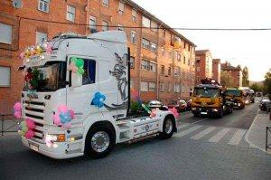 Los transportistas suspenden celebración de San Cristóbal