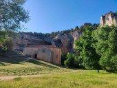 La ermita del cañón reabre sus puertas