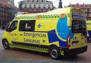 Dos fallecidos, en accidente de tráfico en Palencia