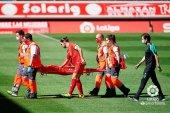Grave lesión de Alex Sola, una de las revelaciones de la liga