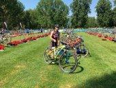 Sostenibilidad y respeto a la naturaleza, en la vuelta del triatlón a Almazán