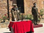 Relevo en el mando de la Subdelegación de Defensa en Soria