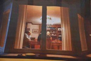 Exposición: desde la ventana - fotos