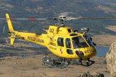Rescatado un deportista enfermo en la montaña leonesa
