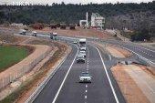 Tres heridos en accidente en circunvalación de El Burgo