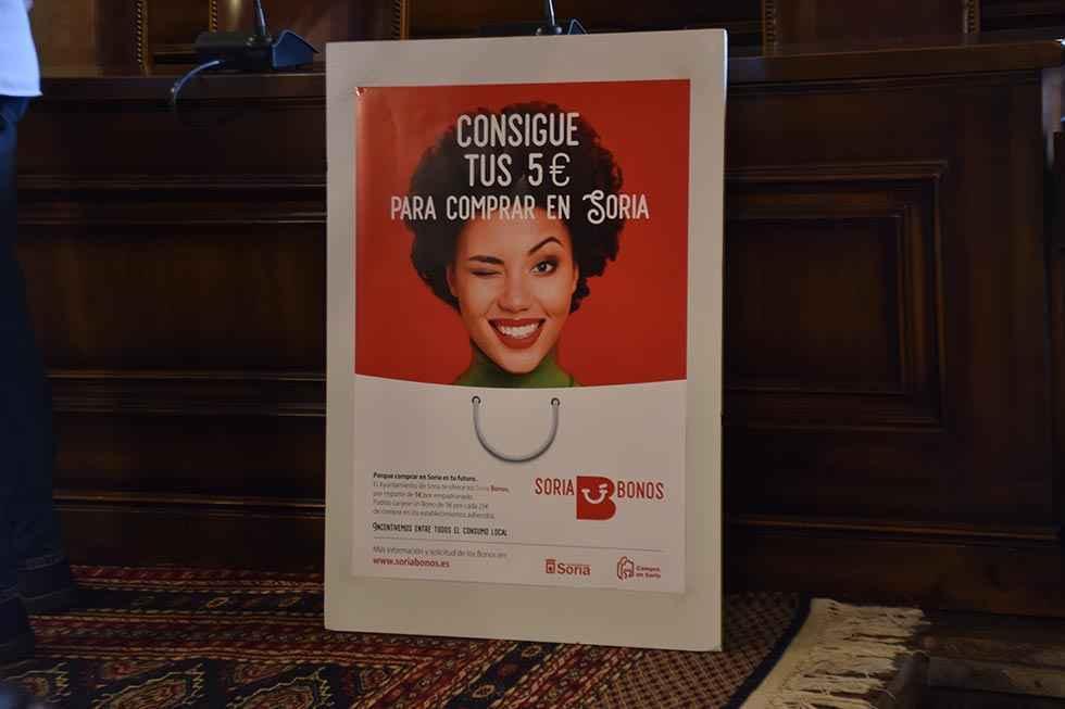 """Publicadas las condiciones de la campaña """"Soria Bonos"""""""