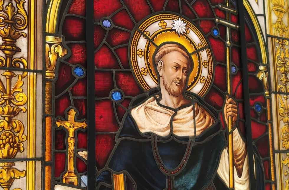 Año Domiciano en el 800 aniversario de muerte de Santo Domingo de Guzmán