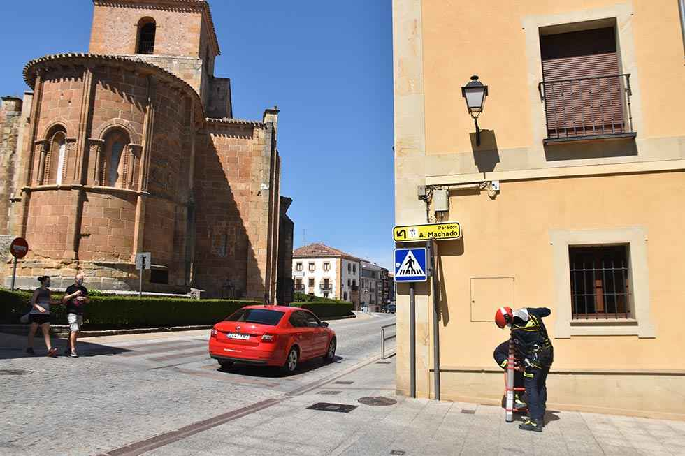 Soria mantiene sus bajas tasas de delincuencia