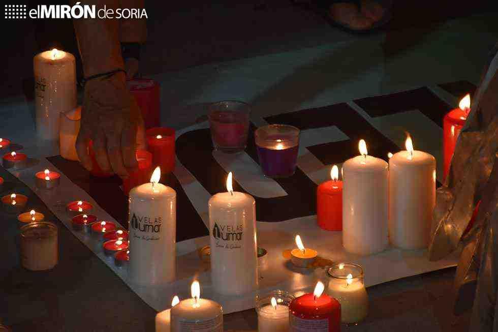 Covaleda homenaje a las víctimas de la Covid