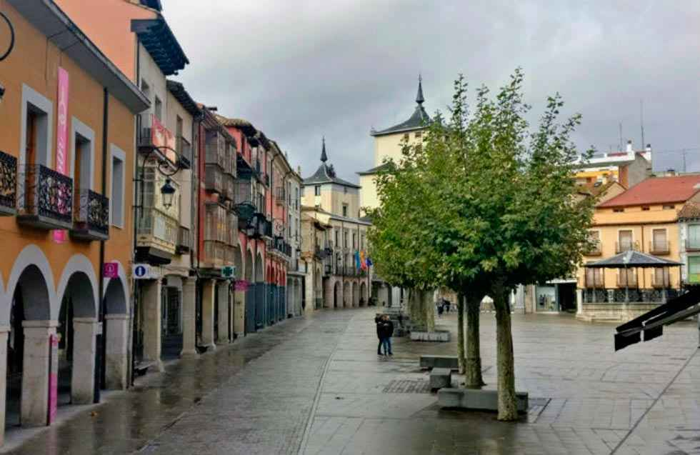 Prórroga judicial de medidas en Aranda de Duero