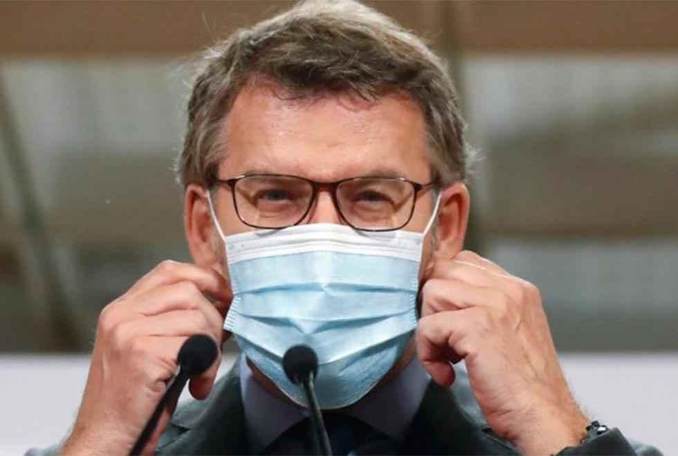 Galicia prohibe fumar en la calle