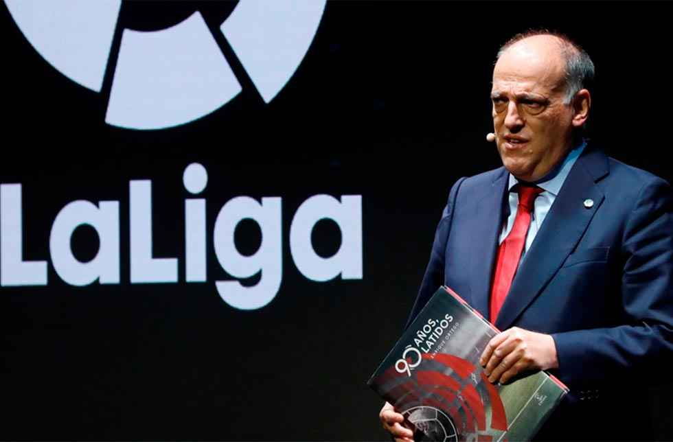 LaLiga rechaza propuesta de 24 equipos en Segunda