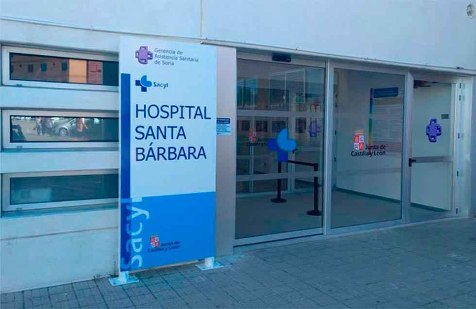 Quince personas ingresadas por Covid en hospital