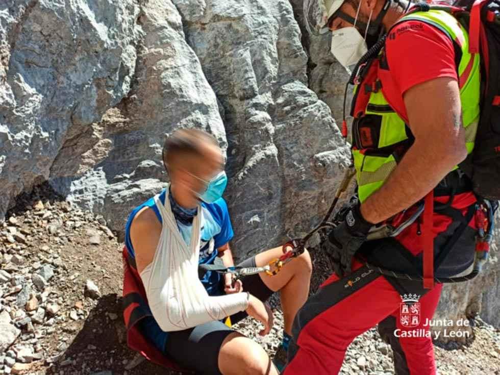 El Grupo de Rescate y Salvamento interviene en 26 ocasiones