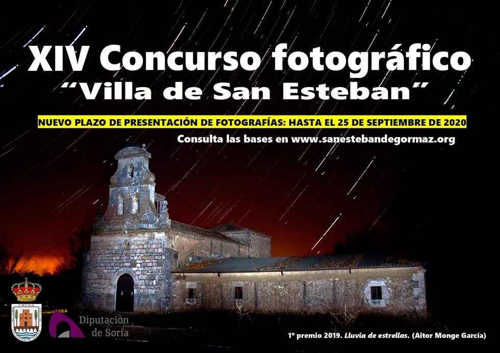 Nuevo plazo para el concurso fotográfico de San Esteban