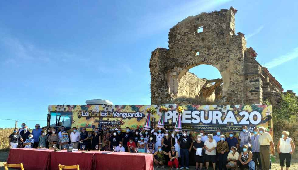 Sarnago celebra cuatro décadas de su asociación cultural