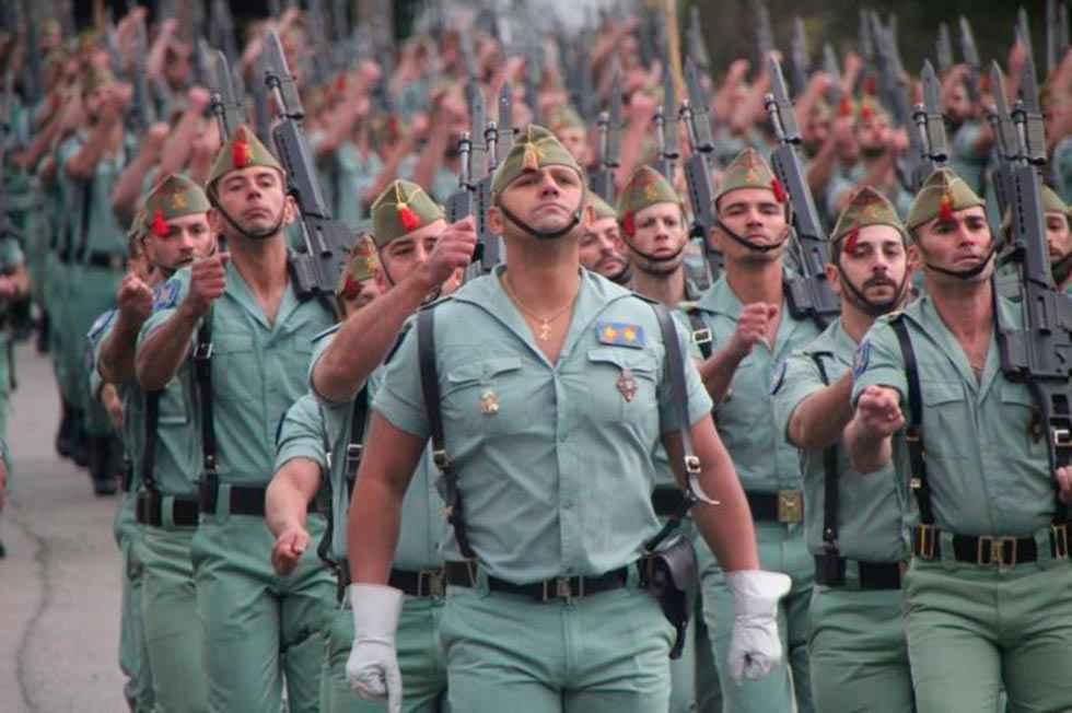 TRIBUNA/ En homenaje al centenario de la Legión (I)
