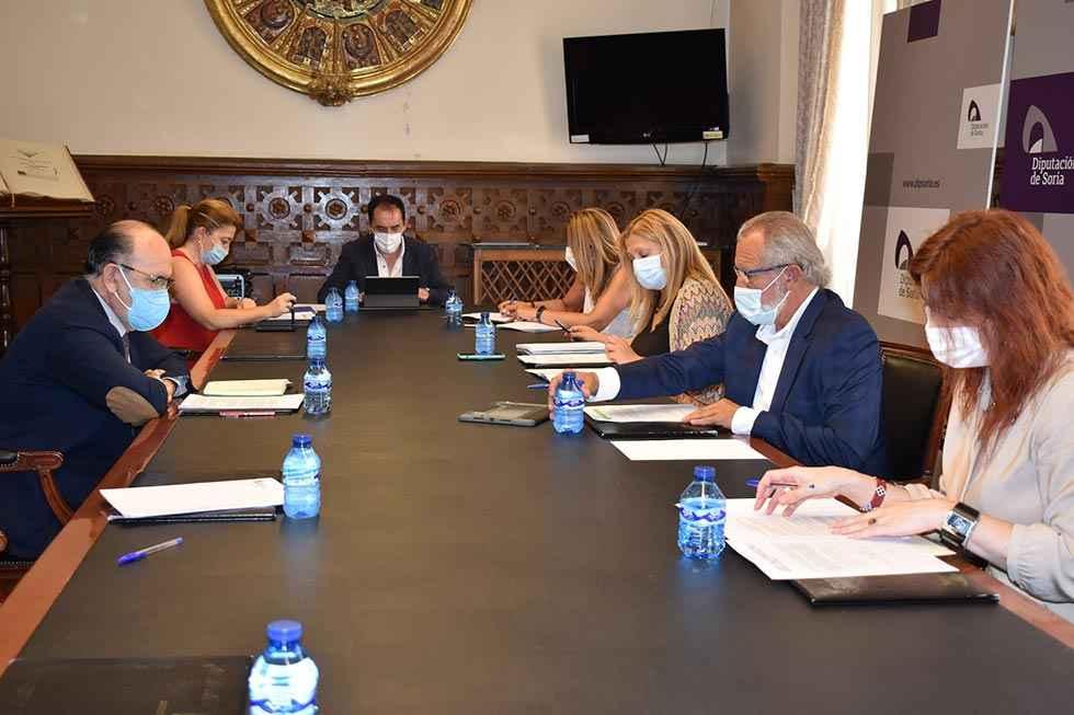 Diputación dictamina las bases de Planes provinciales