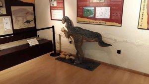 El Aula Paleontológica de Villar del Río abre sus puertas