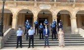 Bienvenida a los nuevos agentes de Policía Local