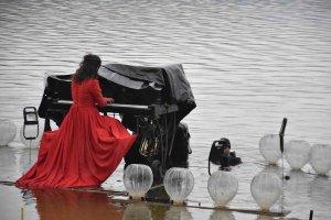 Le piano du Lac en Cuerda del Pozo - fotos