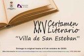 Bases para XXV Certamen Literario