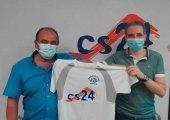 CS24 renueva su compromiso con el C.B. Soria