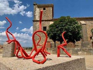 """""""Vida"""", de Miguel Ángel Sánchez, en Almarail"""