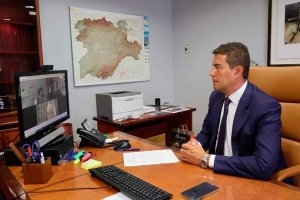 Ibáñez defiende el papel de comunidades en crisis del Covid