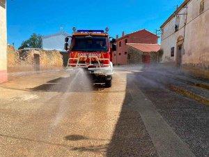 Diputación recibe 200 solicitudes para bolsa de bomberos