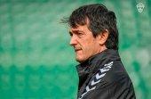El Elche anuncia que Pacheta no seguirá como entrenador