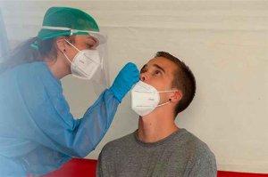 España ha realizado 5,8 millones de pruebas PCR