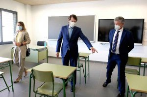 La Junta dispone de equipos Covid para los colegios