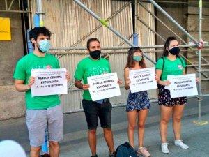 El Sindicato de Estudiantes convoca huelga en septiembre