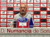 """""""Manix"""" Mandiola, nuevo entrenador del Numancia"""