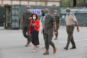 La Junta solicita 246 rastreadores militares