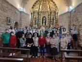 Añavieja luce su recién rehabilitada parroquia