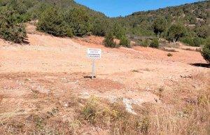 Arcos de Jalón sella varias escombreras