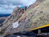 Rescatado herido un escalador en la sierra de Gredos