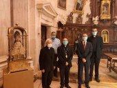 Éxito de conferencia sobre Santo Domingo